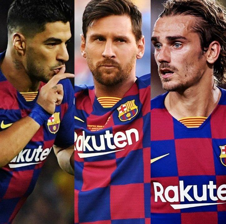 19 de octubre del 2019. El día en el que Luis Suárez, Lionel Messi y Antoine Griezmann marcaron con el FC Barcelona en un mismo partido por primera vez. COMENZÓ LA ERA MSG.