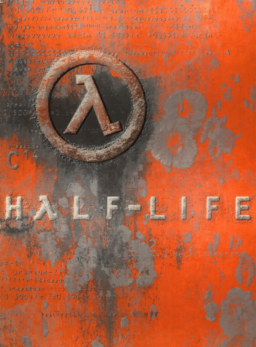 Image result for Half-Life box art