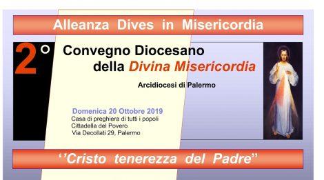 Ai Decollati il Convegno della Diocesi di Palermo sulla della Divina Misericordia - https://t.co/VXkfQGUW6f #blogsicilianotizie