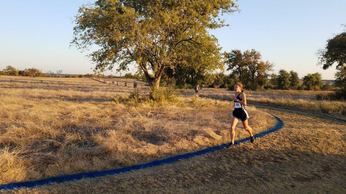 Kayla Fruean of Wyatt leads the way!