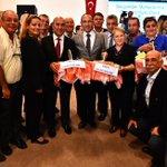 Image for the Tweet beginning: Halkı mahalle ve köylerde temsil