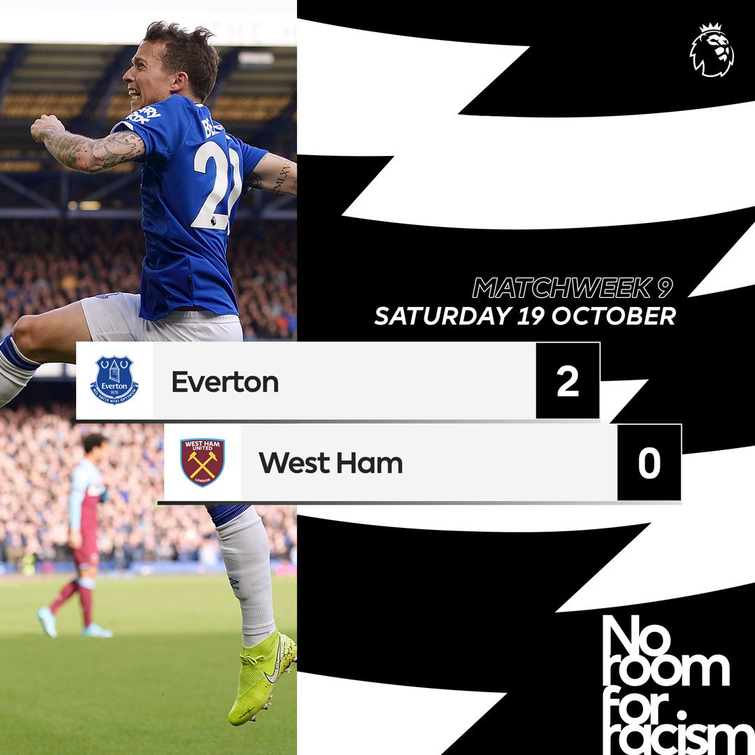 Everton-West Ham