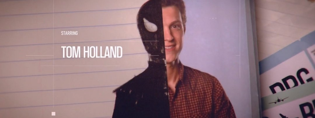 Also Tom Holland como Night Monkey. #SpiderManFarFromHome <br>http://pic.twitter.com/rGE5gM2YyY