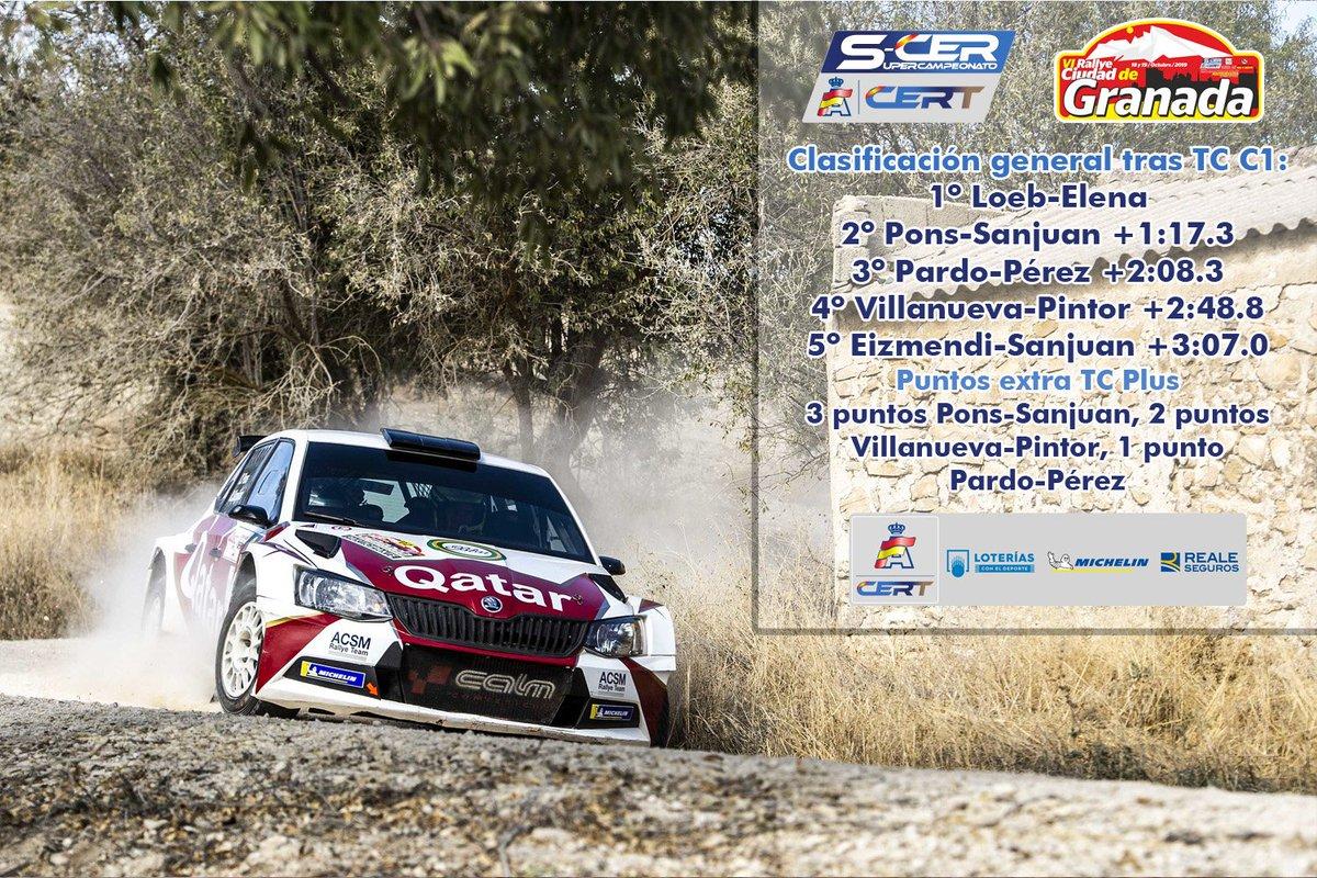 SCER + CERT: VI Rallye Ciudad de Granada [18-19 Octubre] - Página 3 EHQD6zyW4AMuQ4J