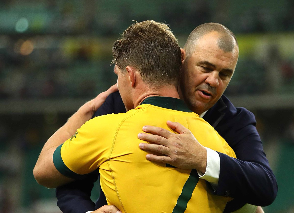 "test Twitter Media - ""If you'd find it inside you to find a little bit of compassion for people who are hurting, to just ask the more relevant questions""  Michael Cheika was upset by questions about his future as Australia's head coach after the World Cup defeat to England: https://t.co/Idtft37Fq7 https://t.co/WimoyZpypz"
