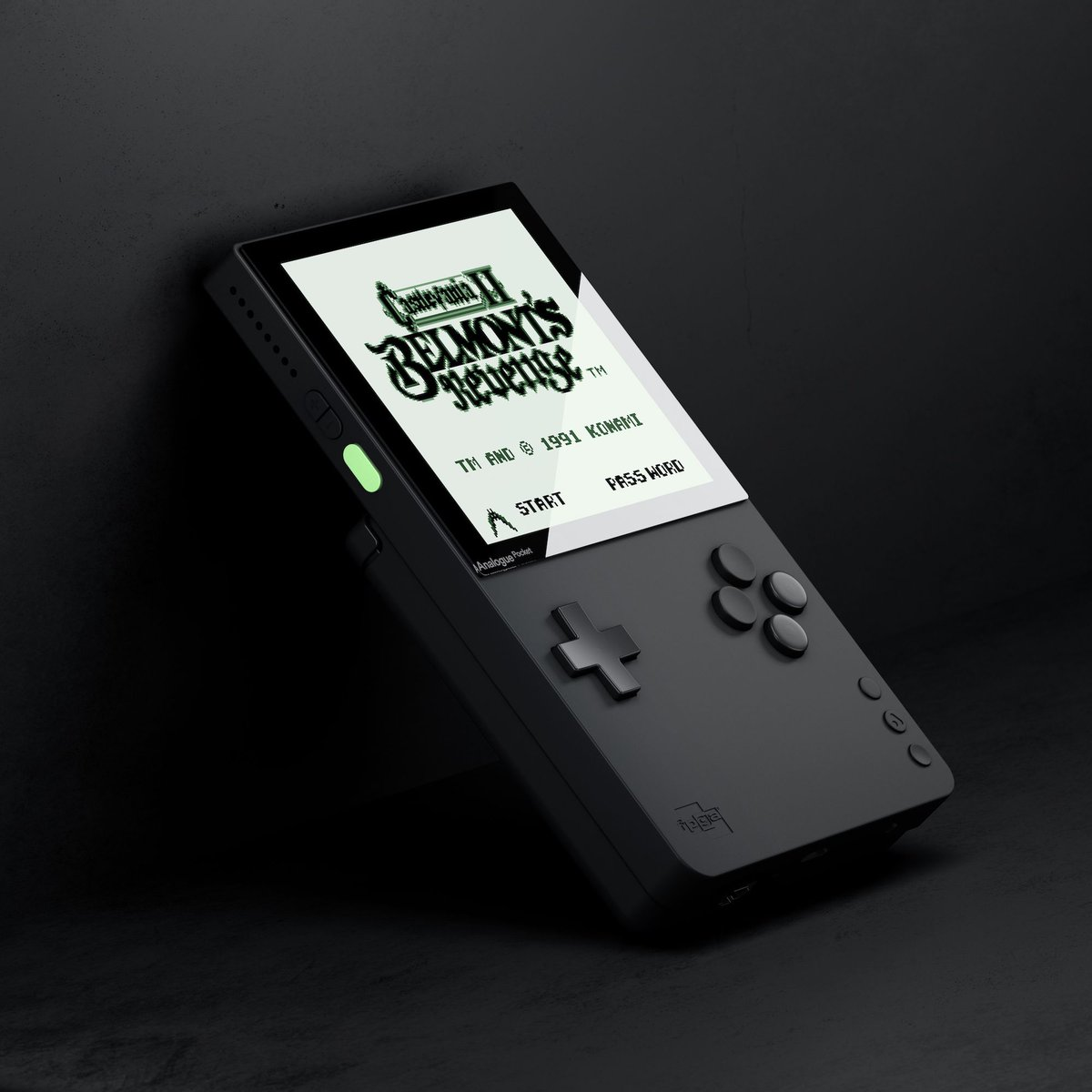 Analogue Pocket is a gorgeous, modern handheld for playing your old Game Boy games