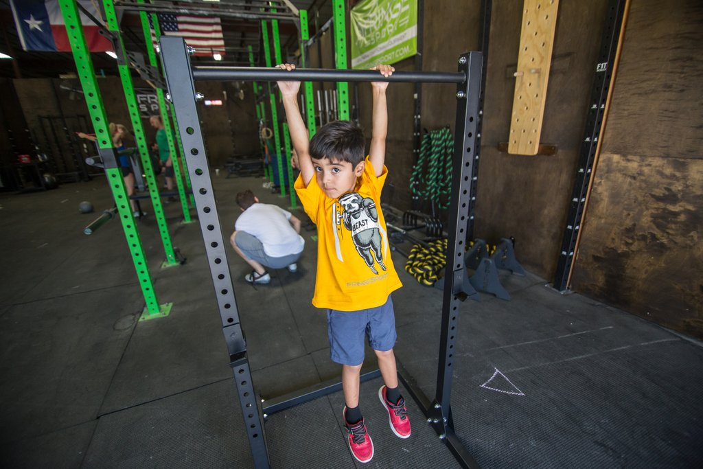 Fringe Sport On Twitter Whatcha Doing Kid Nuttin Just Hanging Around At Fringe Sport Training To Be Like Parents Little People Need Racks Too Check Out Our Kids Squat And Pull