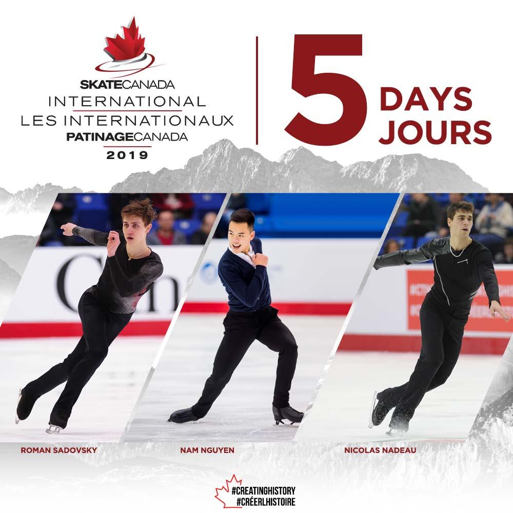 GP - 2 этап. Skate Canada International Kelowna, BC / CAN October 25-27, 2019 EHQJy3iWkAA1XgI?format=jpg&name=medium