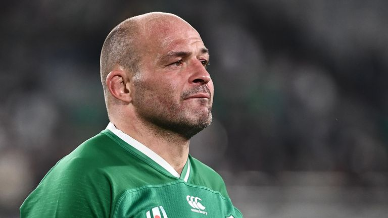 "test Twitter Media - Rory Best pondered if Ireland put ""too much pressure on"" ahead of their #RWC2019 quarter-final which ended in a crushing defeat by New Zealand  Read more: https://t.co/NiL6LrLAdq https://t.co/EWI4ByyFi9"