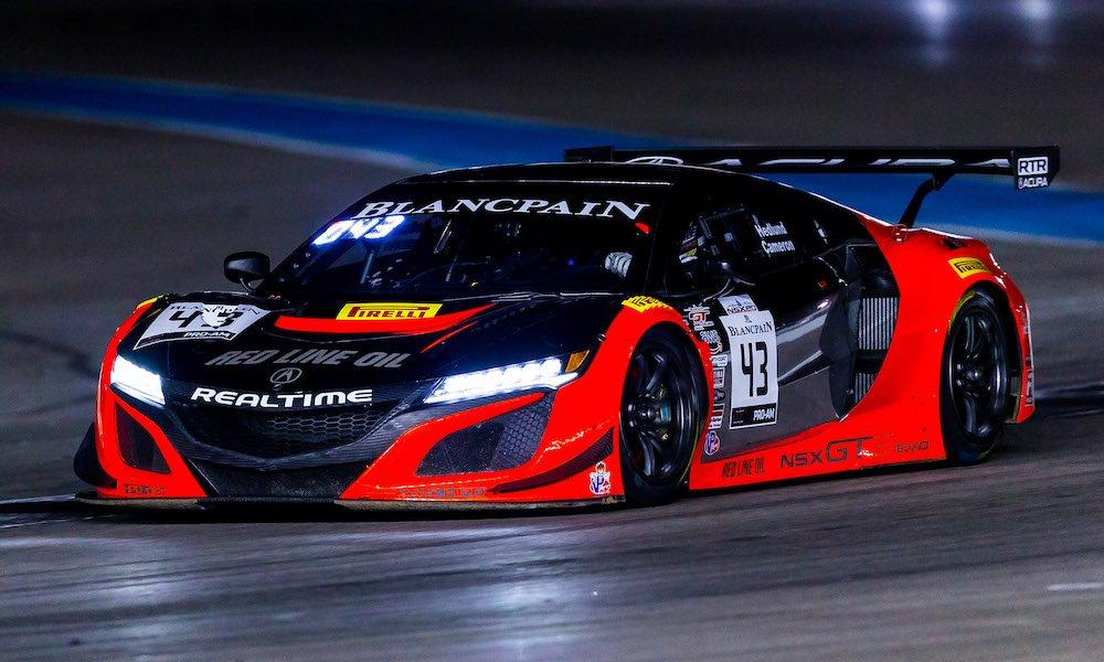.@RealTimeAcura Plotting NSX GT3 Evo Return for 2020: sportscar365.com/sro/blancpain-… @SROAmerica #GTWorldCh #Amerrica