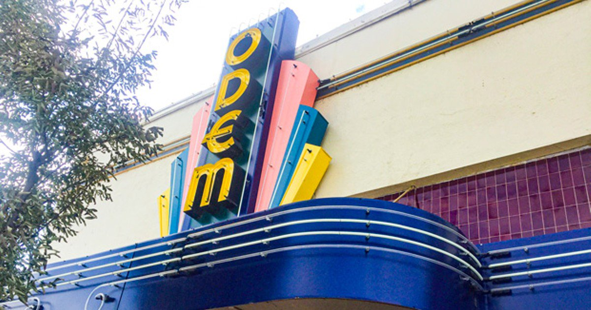 SCREEN—Have you been to Odem Theater Pub yet? You should.🍿 #letsgotothemovies #film #redmond #centraloregon