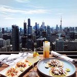 Image for the Tweet beginning: Toronto's range of lounges serve