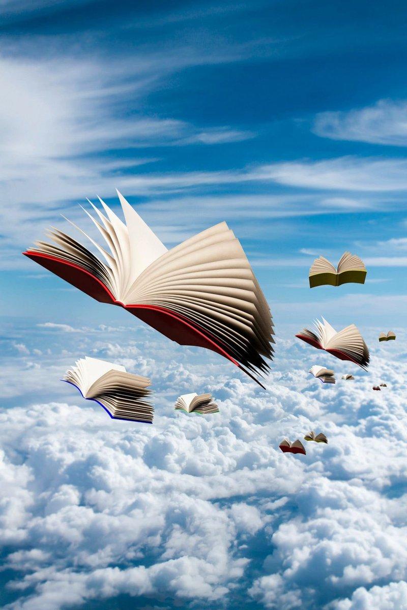 картинки падающей книги составляют
