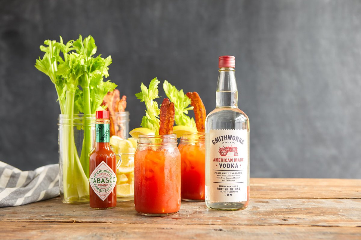 Every bloody needs a buddy, which is why this Bloody Mary Kit pairs the perfect duo – @smithworksvodka and @TABASCO – for the classic weekend starter. Enter for a chance to win one here: smithworksbloodymary.com – Team BS No Purch Nec. 48US (excldg ME and NJ). 21+. Ends 11/25/19