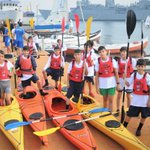 Image for the Tweet beginning: Denize uzak mahallelerden 37 çocuğumuzu