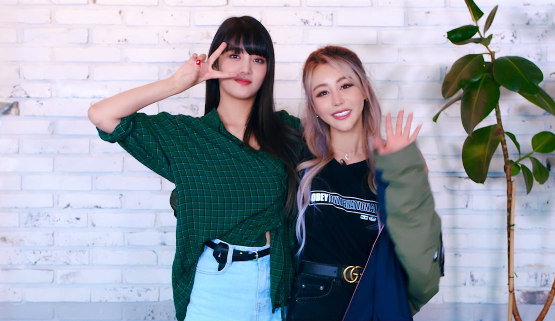 To celebrate the release of our new single EMPIRE, Minnie and I decided to play a hilarious K-pop inspired gameshow  Make sure you check it out on my main channel!  Who's still streaming EMPIRE with us?   #EMPIRE #WENGIE #MINNIE #G_I_DLE @G_I_DLE @MiGoOk_SaRaM<br>http://pic.twitter.com/jY26iIwSvn