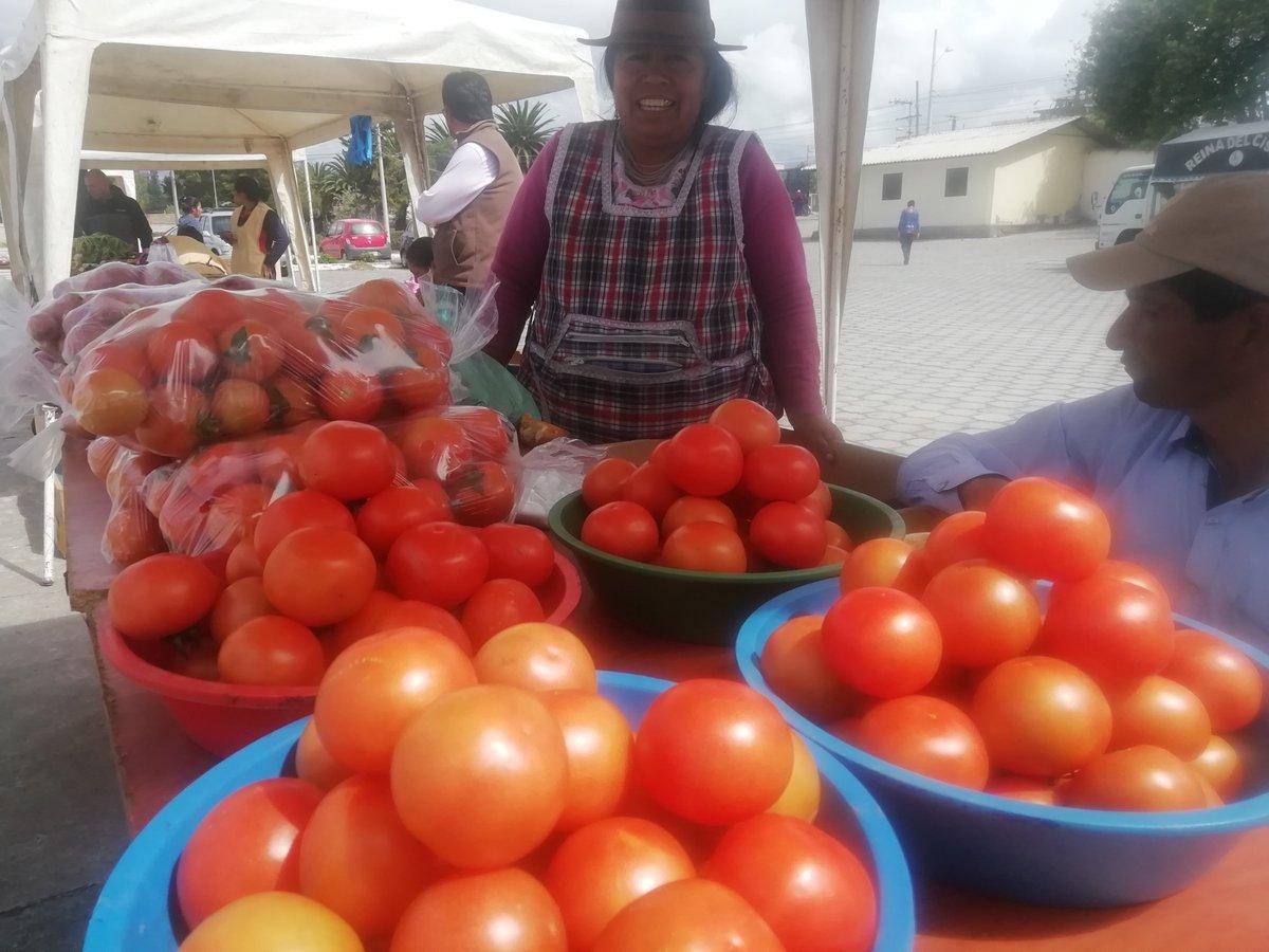 Agricultura Chimborazo