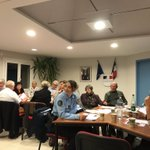 Image for the Tweet beginning: Atelier citoyen hier à Illeville