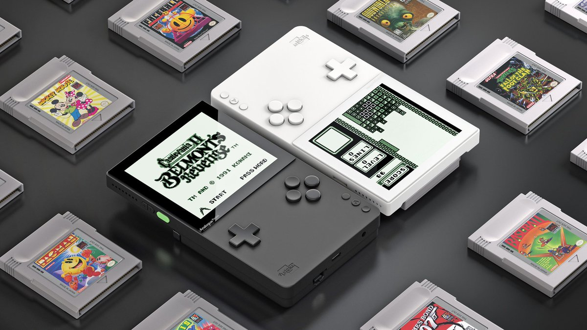 The ultimate Game Boy clone perfectly plays every classic handheld game you ever loved