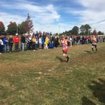 Image for the Tweet beginning: Boys CC in action at