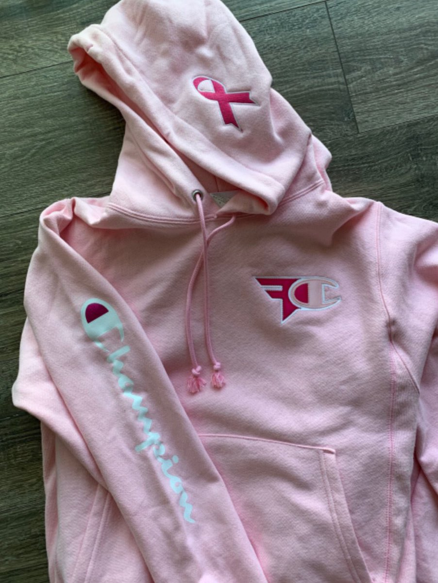 F/Champion for Breast Cancer Awareness Month  Available 10/25 with a portion of proceeds going to Charity  Who wants one? <br>http://pic.twitter.com/6cNfNKFqBc