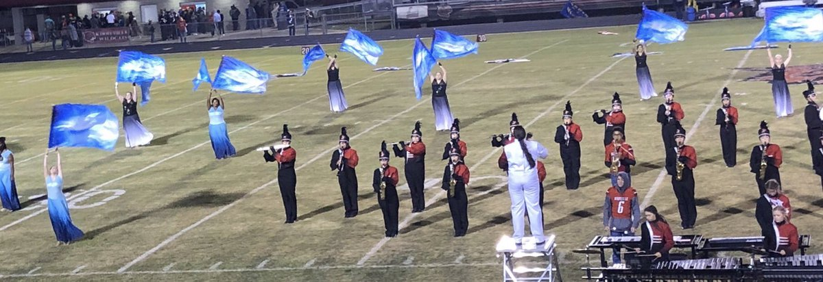 We have an amazing band, The Pride of Kirbyville! Congratulations on your straight 1's rating at UIL Marching Contest.  Next stop, Area Marching Contest. #GoWildcats #PrideOfKirbyville<br>http://pic.twitter.com/4oGwOYKvas