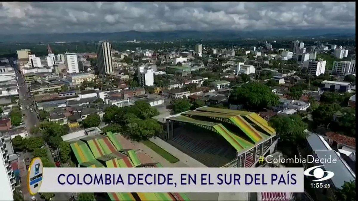 #ColombiaDecide en Neiva: habitantes de la capital del Huila piden más puestos de trabajo http://bit.ly/2n1Zuav
