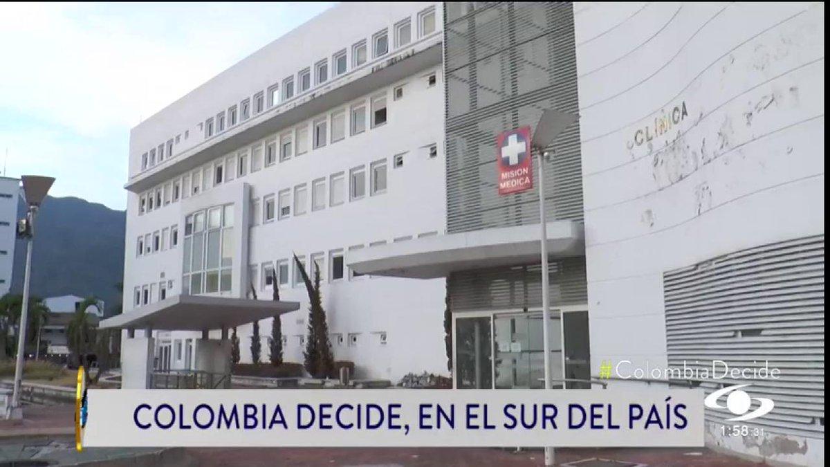 #ColombiaDecide en Ibagué: la capital del Tolima urge de una reforma en la salud ya que es considerada la ciudad de los hospitales cerrados http://bit.ly/2n1Zuav