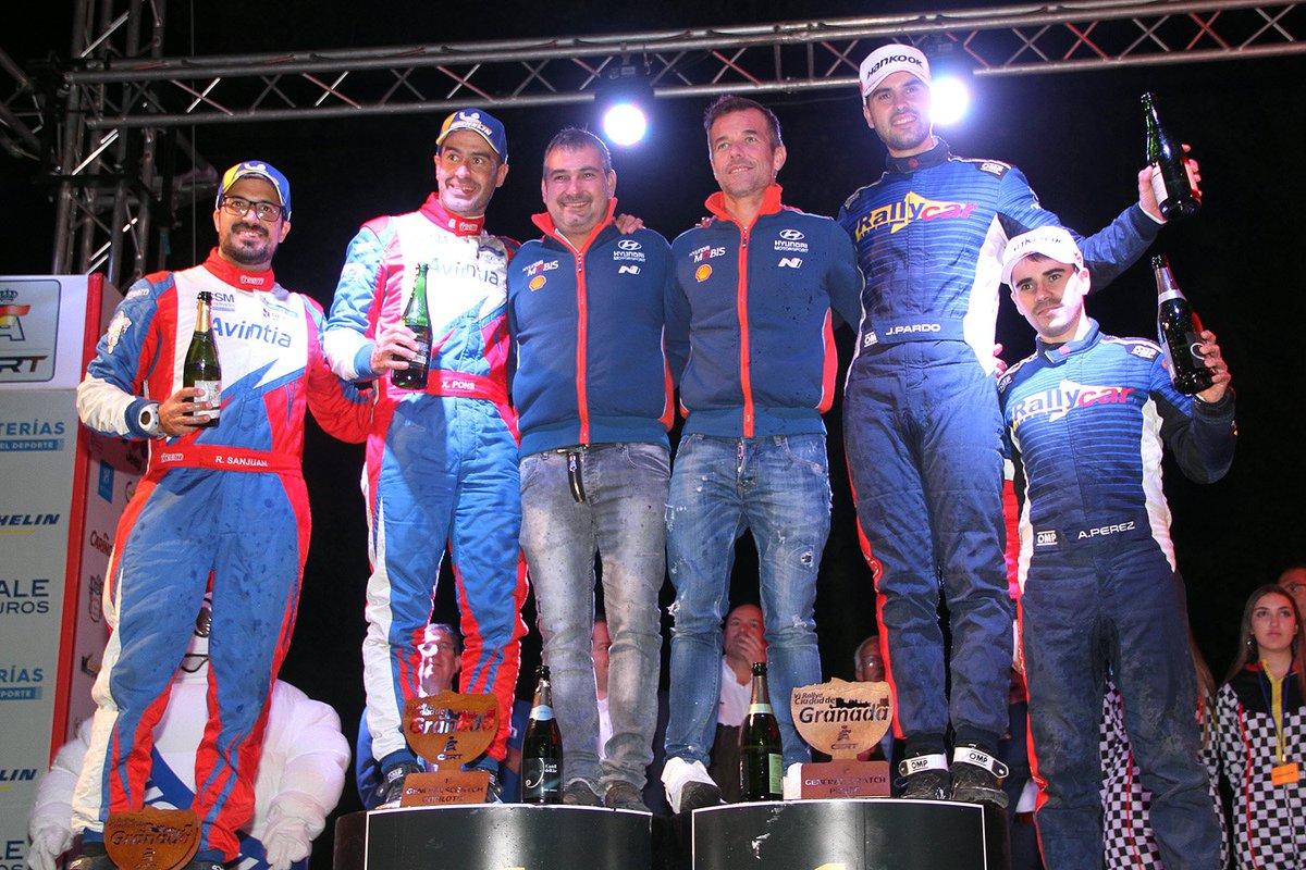 SCER + CERT: VI Rallye Ciudad de Granada [18-19 Octubre] - Página 3 EHRMJr2X0AAPW3w