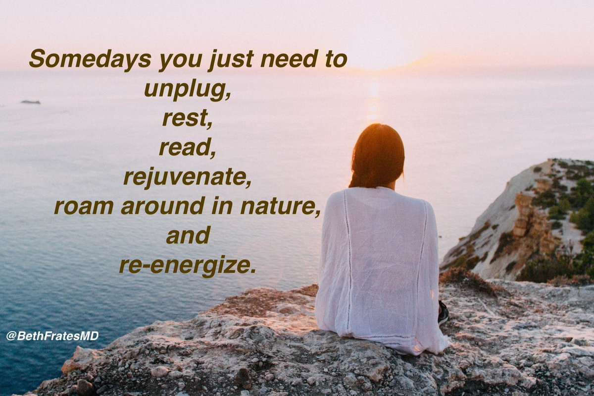 The weekend is a perfect time to unwind and unplug...  #SaturdayThoughts #SaturdayMorning #SaturdayVibes #satchat #SundayMorning #SundayThoughts #MindBody<br>http://pic.twitter.com/ozdil7zkpt