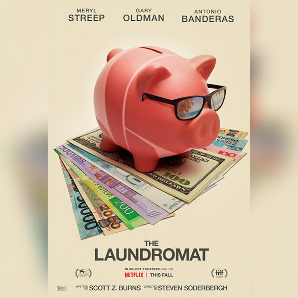 LA LAVANDERÍA AÑO: 2019 GÉNERO: DRAMA / COMEDIA DIRECTOR: STEVEN SODERBERGH ELENCO: GARY OLDMAN, ANTONIO BANDERAS, MERYL STREEP, JAMES CROMWELL, JEFF MICHALSKY, JANE MORRIS, ROBERT PATRIC Y JAY PAULSON#CineCalidad #ColombiaDecideOctubre 19 de 2019https://www.cinecalidad.is/pelicula/la-lavanderia-2019-online-descarga/…