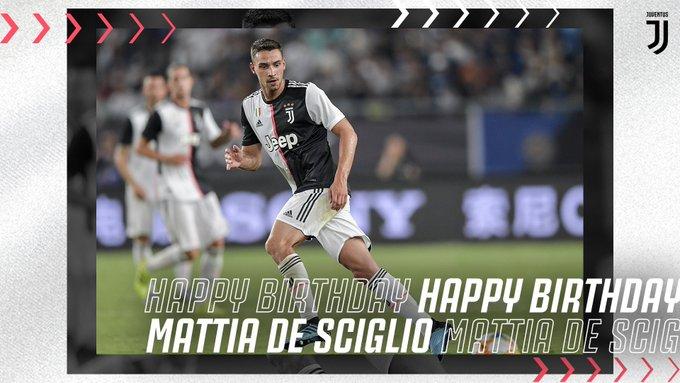 Happy Birthday Mattia De Sciglio