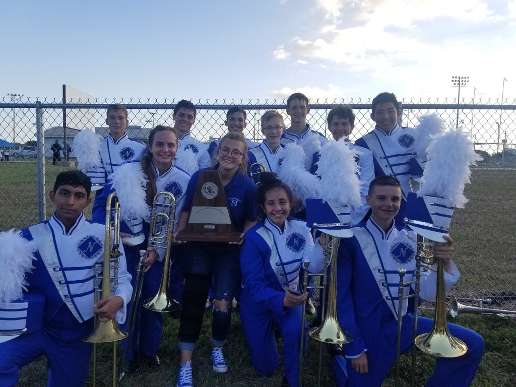Congrats to our Mighty Blue Jay Band! They received a Division 1 Sweepstakes at UIL Marching Contest today. <br>http://pic.twitter.com/l3bOnDzqL0