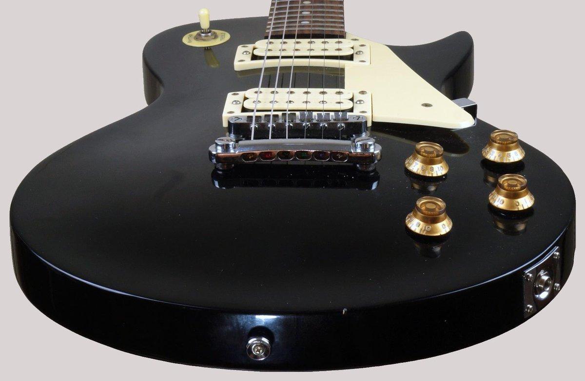 jhs gibson encore les paul guitar