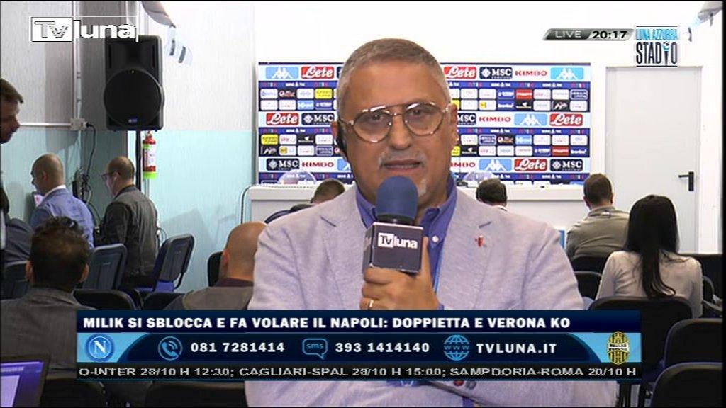 #NapoliVerona