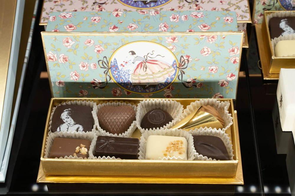 ベルギー王室御用達チョコブランド「マダム ドリュック」東京・ホテルニューオータニ内に日本2号店 -