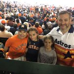 Image for the Tweet beginning: At @astros game 6 victory