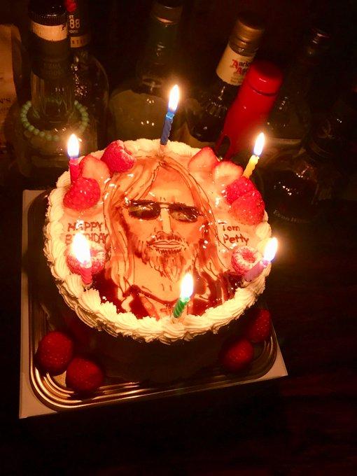 Happy Birthday Tom Petty   I LOVE YOU FOREVER...