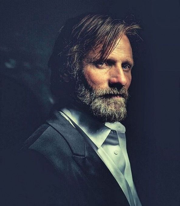 Happy birthday to the love of my life, my dream man, Viggo Mortensen