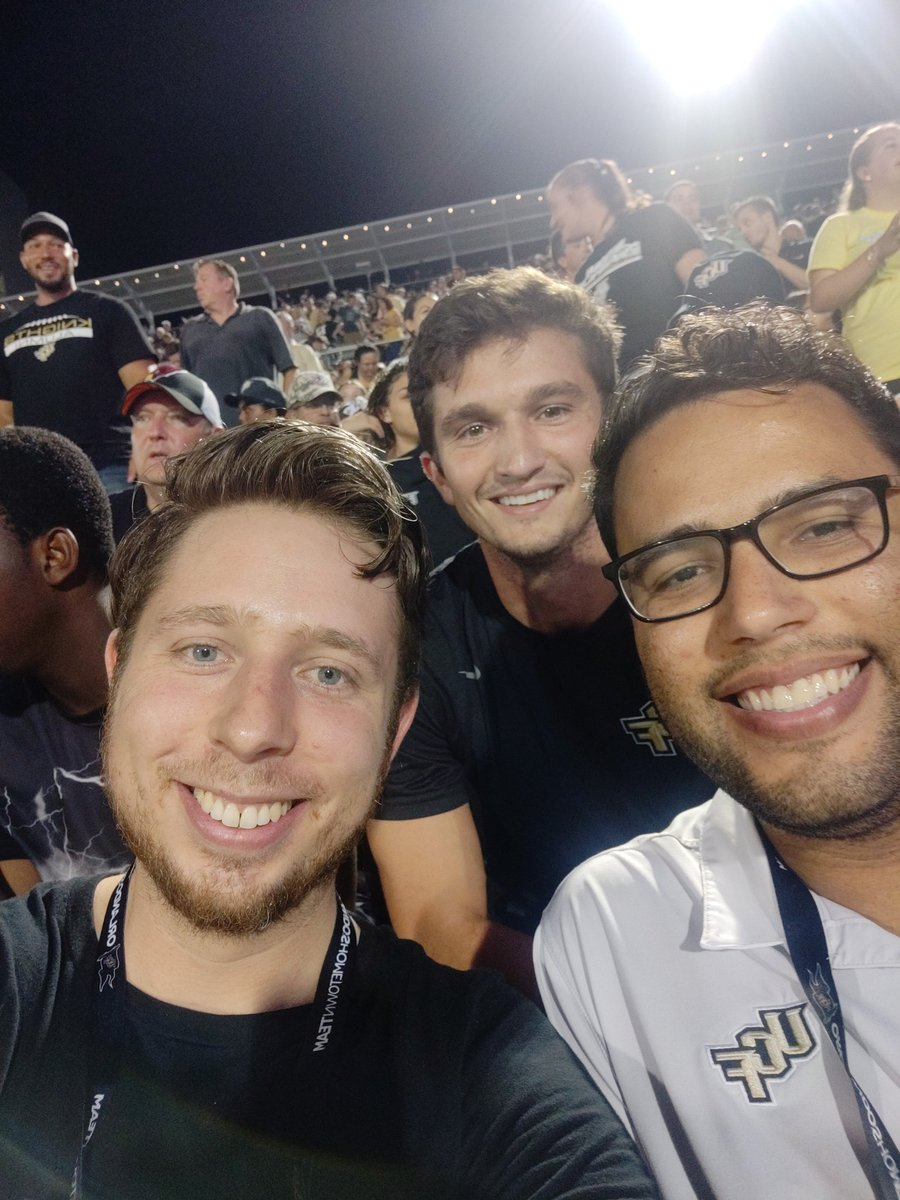 I thought I posted the selfie. Haha here is the UCF Goat kicker <br>http://pic.twitter.com/Wx2wL1iaJc