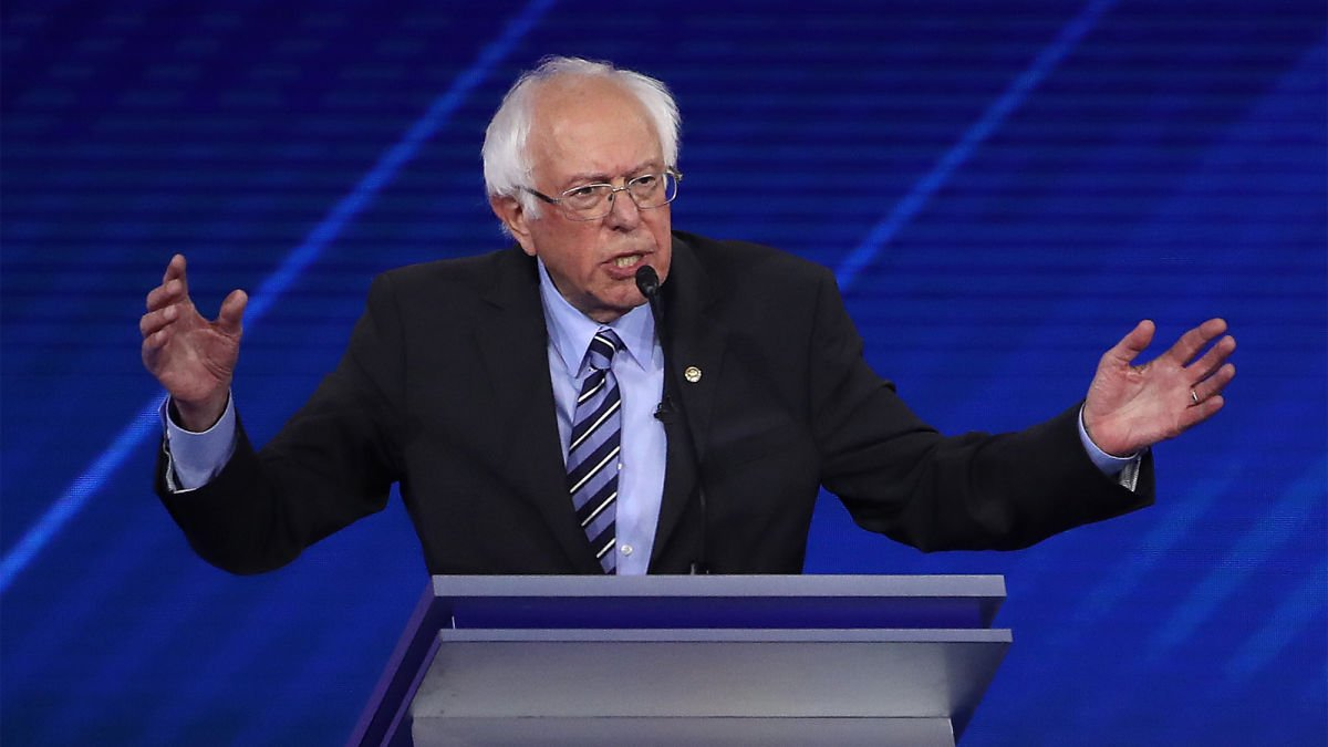 Bernie Sanders Renounces Call For Economic Equality After Brush With Death Teaches Him Money Isn't Everything https://trib.al/H3Gb5PX