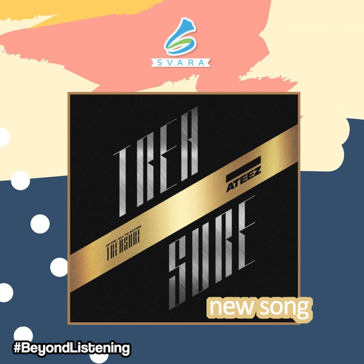Boy group ATEEZ comeback nih dengan meluncurkan full album pertamanya yang bertajuk 'TREASURE EP. FIN: All to Action' di 8 Oktober lalu. .  #beyondlistening pic.twitter.com/OwE6C6b393