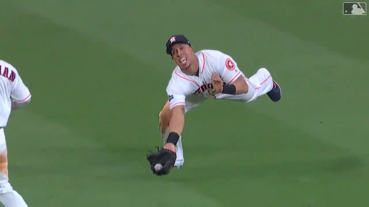 Quite possibly THE play of the ALCS.