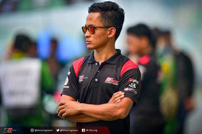 Happy birthday to our team manager, Zulfahmi Khairuddin. May everything goes well!