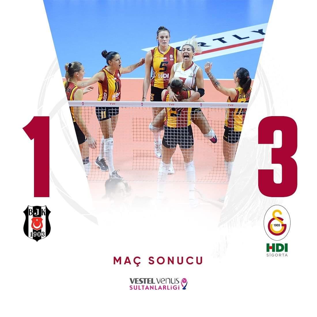 #gunaydin #SundayMotivation #dimanche #Galatasaray bir derbi daha 😀🏐♥💛