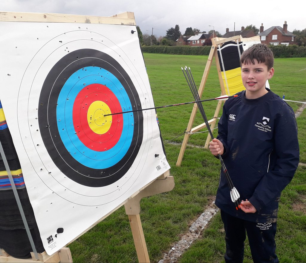 The 2nd Form are the next year group to take on the new Adventure Education challenge: Archery. As you can tell by these results, we've definitely got some up and coming stars of the future.#actionadventure #education #oswestryschool  #oswestry #school #shropshire