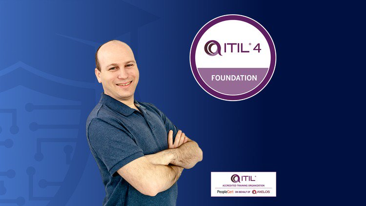 #ITIL4 Foundation: Complete #Course & 2 Practice ExamsYour complete resource to passing the ITIL 4 Foundation exam on the first attempt!Includes 2 realistic practice examshttps://media4you.social/career-development.html#bottom … #Udemy #online #education #lifelonglearning #elearning