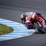 Image for the Tweet beginning: #JapaneseGP RACE. @jackmilleraus and @PeccoBagnaia