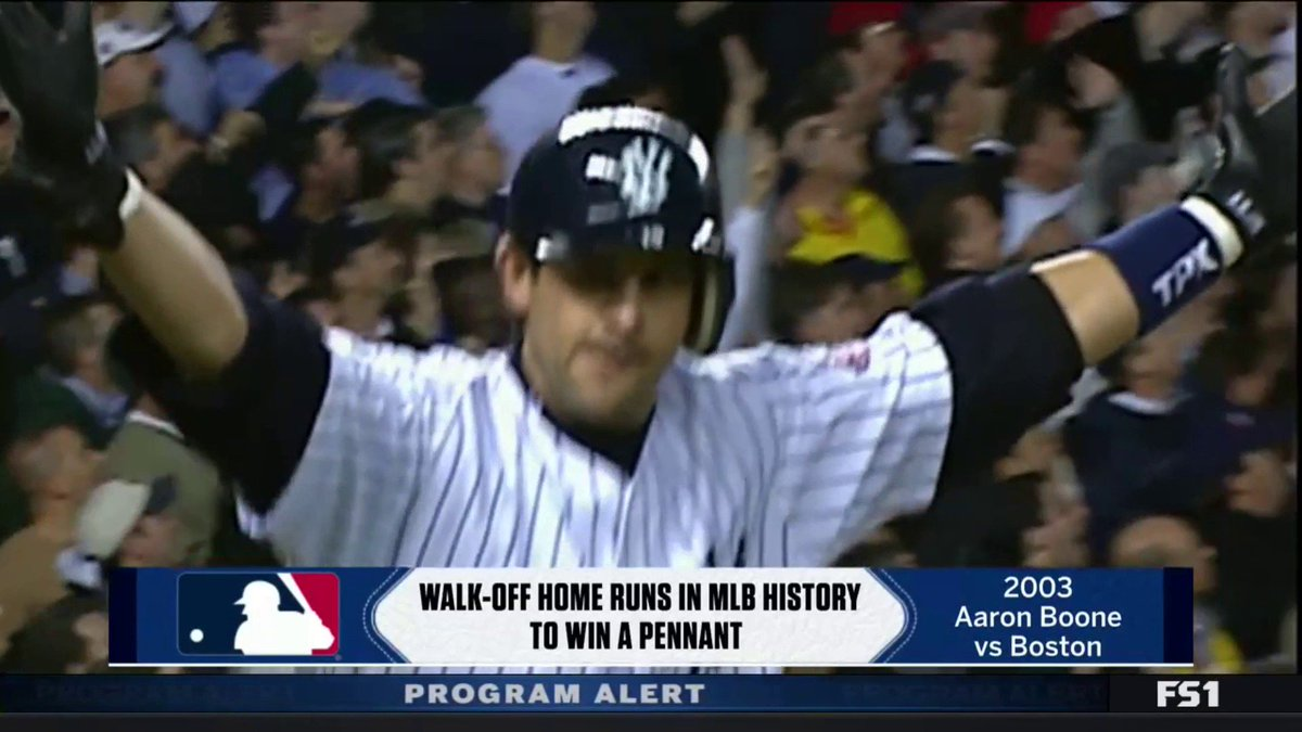 José Altuve joined these other legends that won a pennant with a walk off home run. Watch them all here 👀