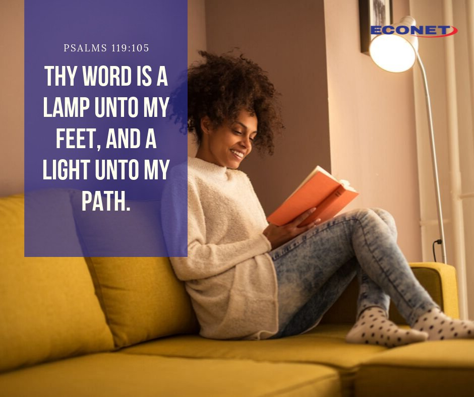 Each man should use the word of God personally, practically, and habitually, that he may see his way and see what lies in it.   When darkness settles down upon all around me, the word of the Lord, like a flaming torch, reveals my way.  #SundayMotivation <br>http://pic.twitter.com/OV9R0QSuAQ